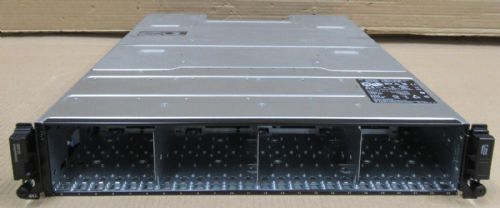 "Dell Compellent SC220 Expansion Enclosure 24x 2.5"" Bays 2x Controller 2 x PSU"